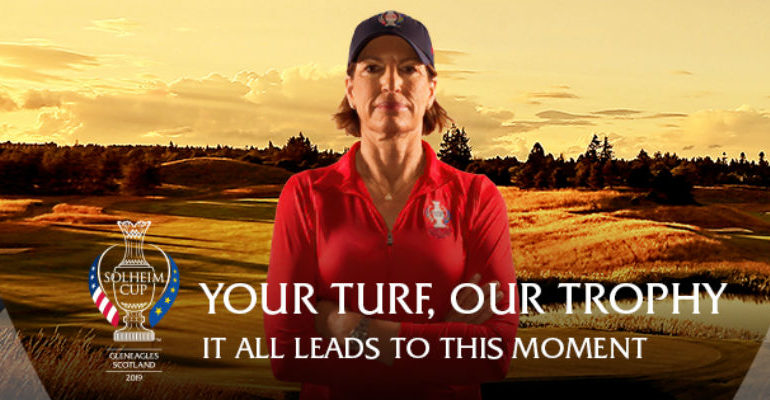 Inkster USA Solheim Cup captain 2019