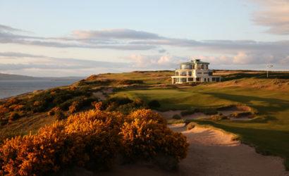 Clubhouse Castle Stuart Golf Links