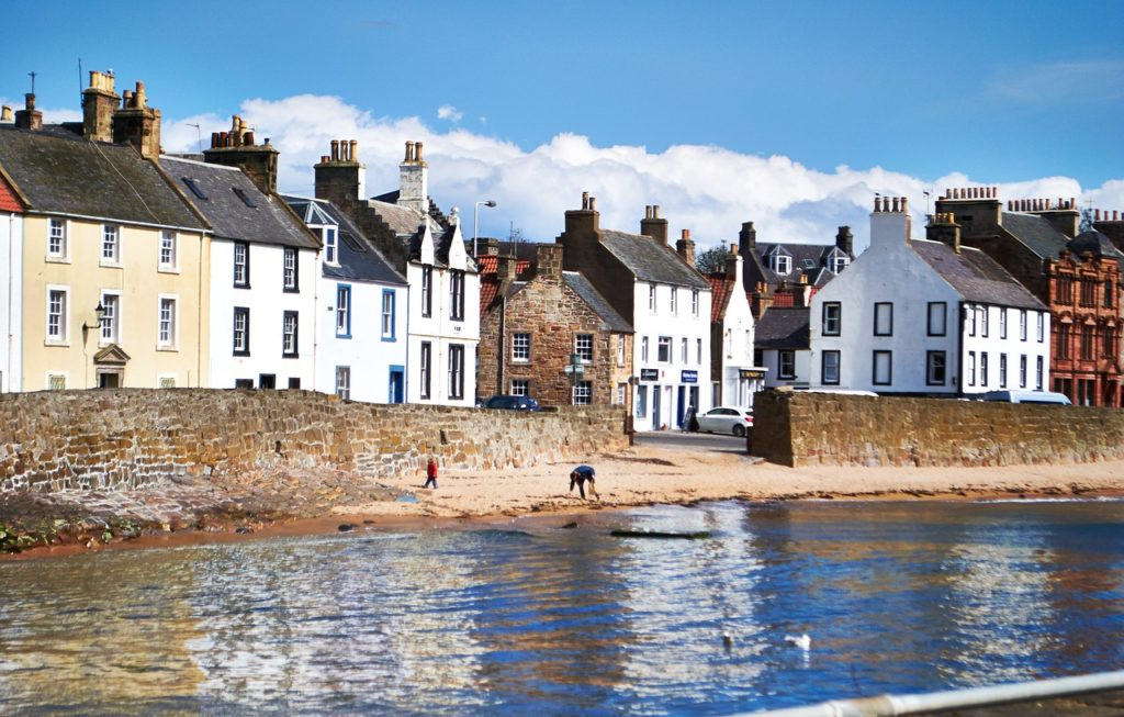 Anstruther, Fife Coastal Path