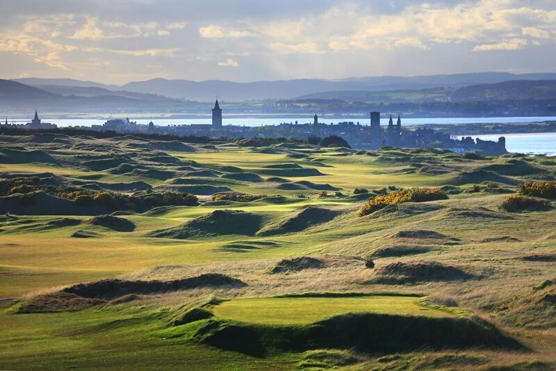 Castle Course, St Andrews