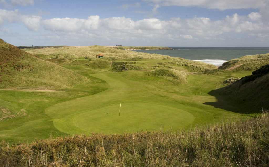 Cruden Bay Golf Club 8th