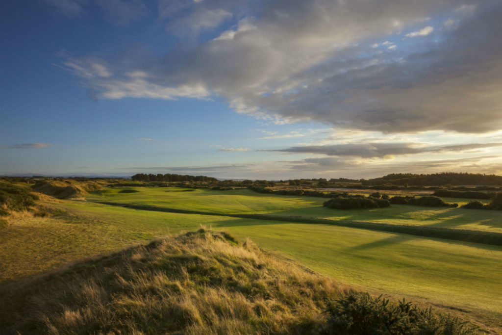 Dundonald Golf Links, Ayrshire