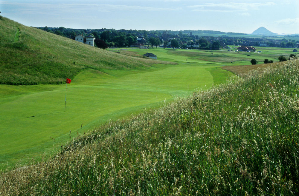 Gullane Golf Club, Scotland's Golf Coast