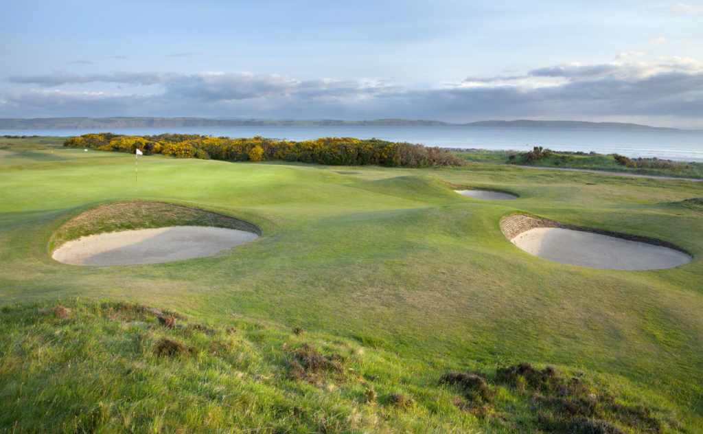 Nairn Golf Club, Highlands