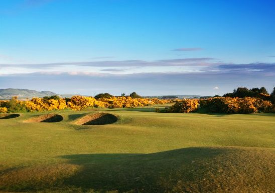 New Course St Andrews Links