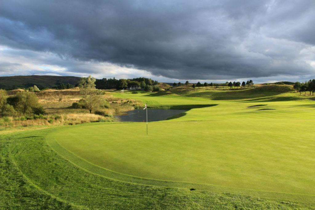 PGA Centenary Course Gleneagles