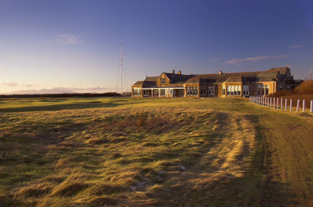 Royal Troon Golf Club, West Coast