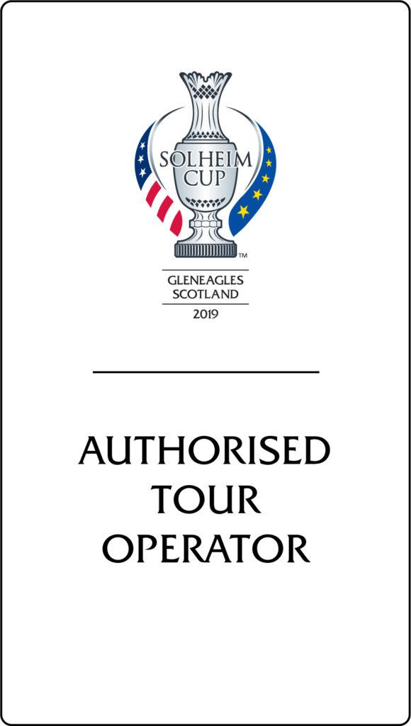 Fairways Scotland Authorised Tour operator for the Solheim Cup
