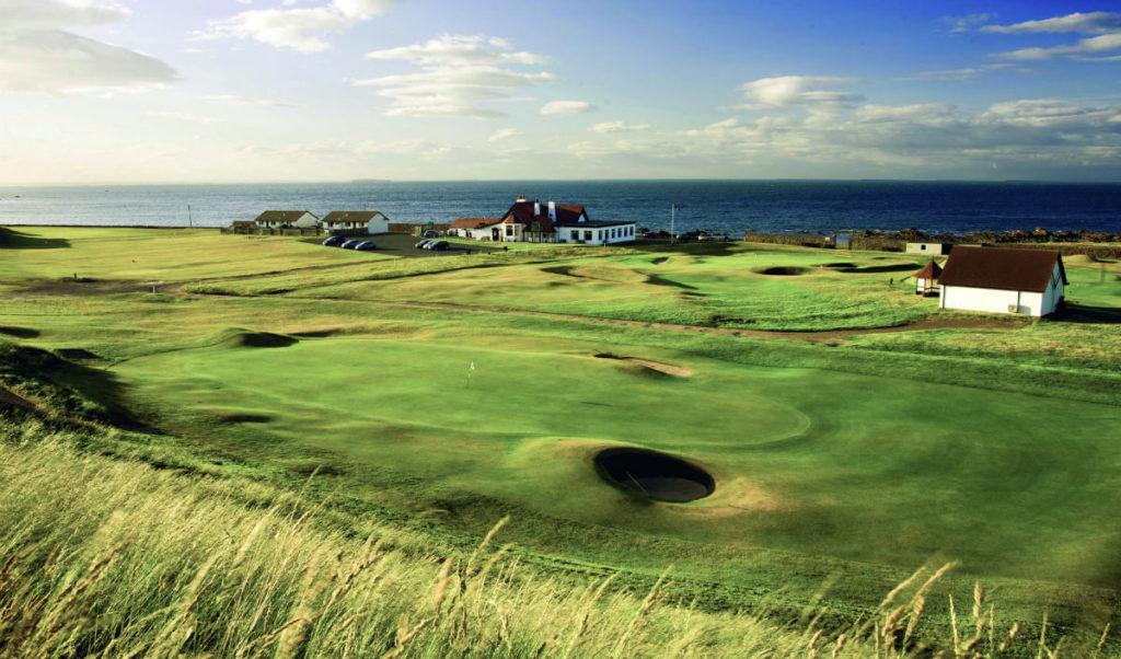 Dunbar Golf Club, Golf East Lothian