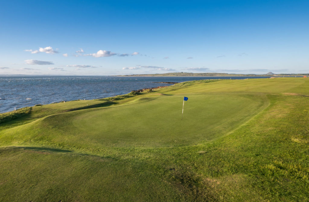 Kilspindie Golf, East Lothian