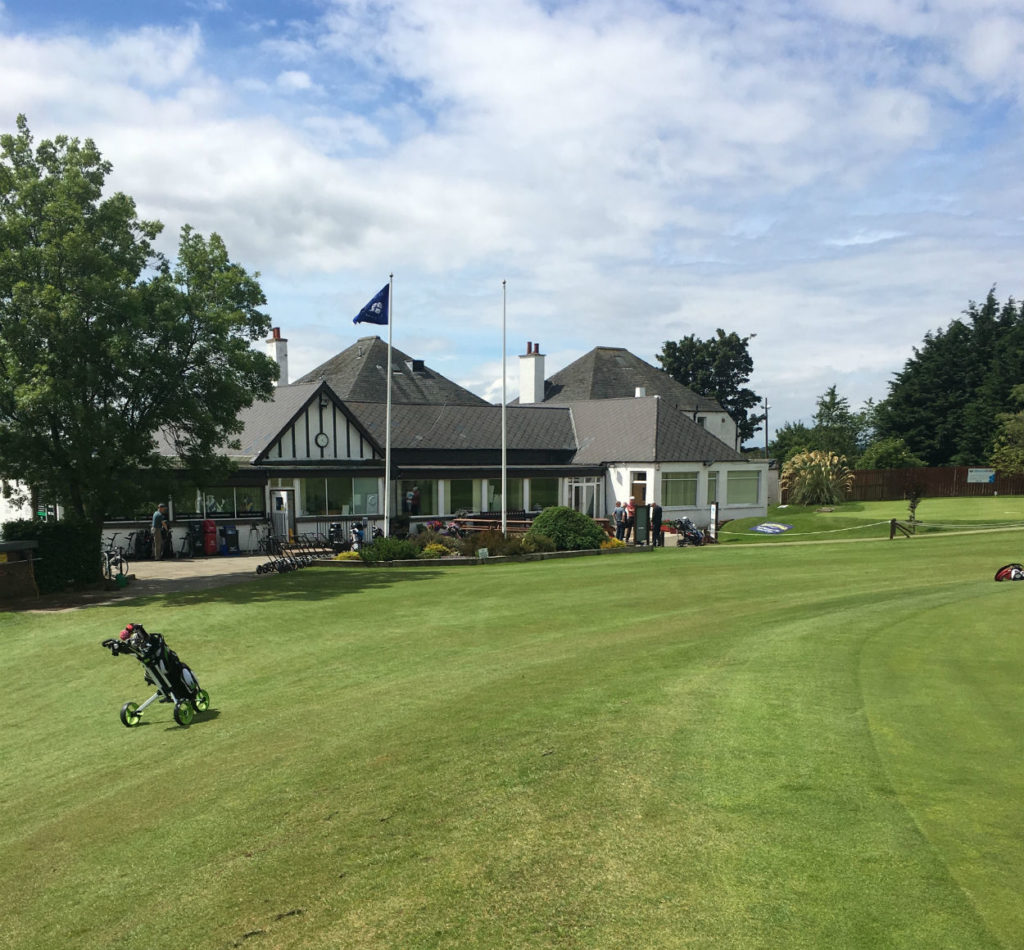 Turnhouse Golf Club Edinburgh