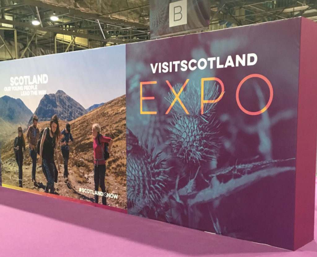 VisitScotland EXPO 2018