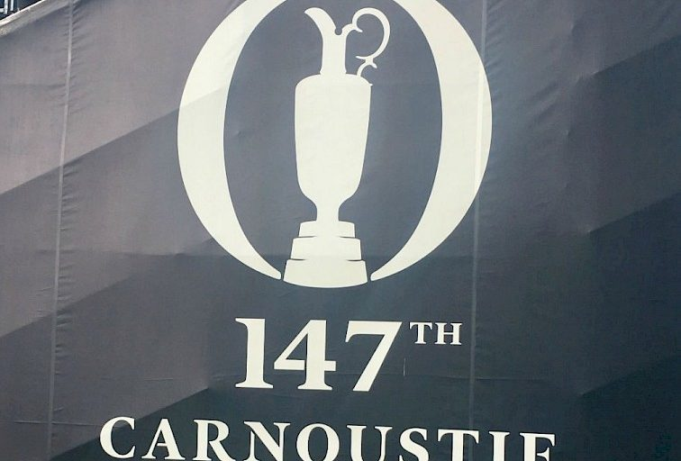147th Open Carnoustie