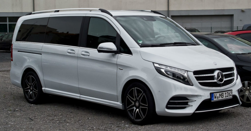Mercedes Vito transport