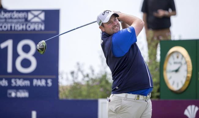 European Tour Professional, Duncan Stewart