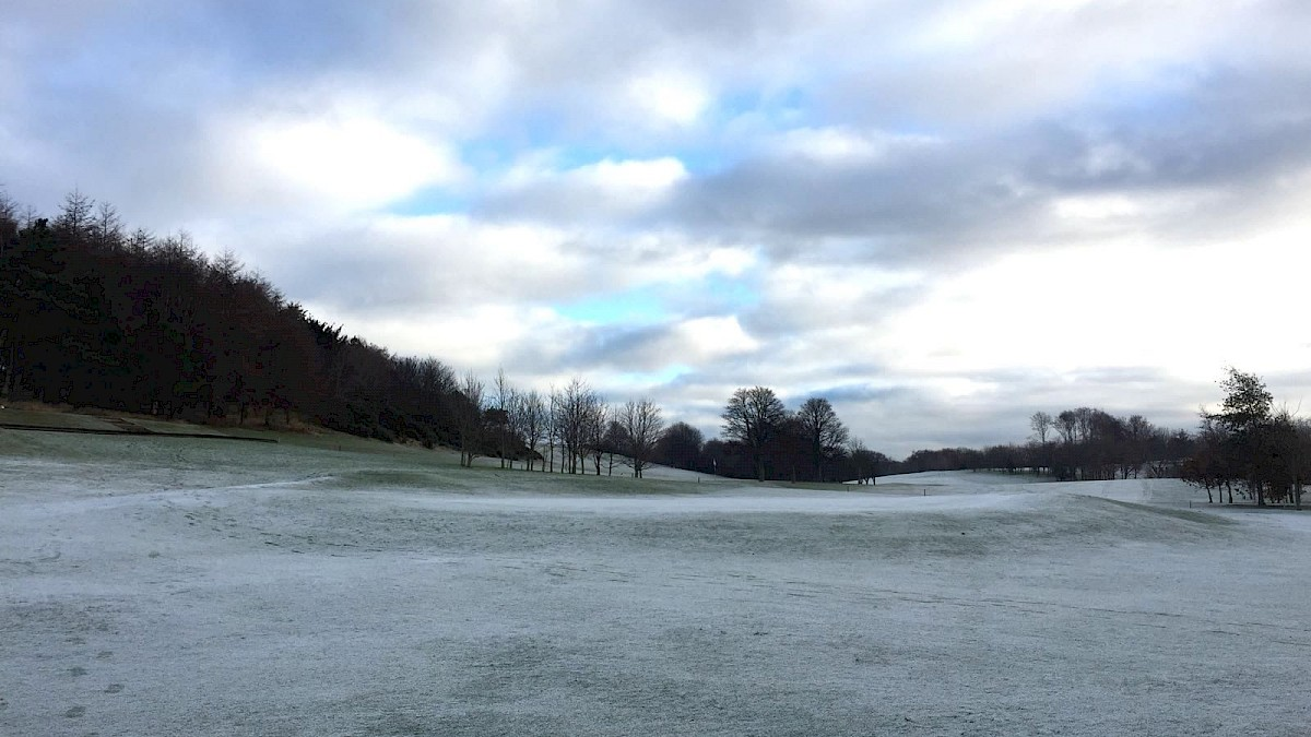 Winter Golf Tours in Scotland