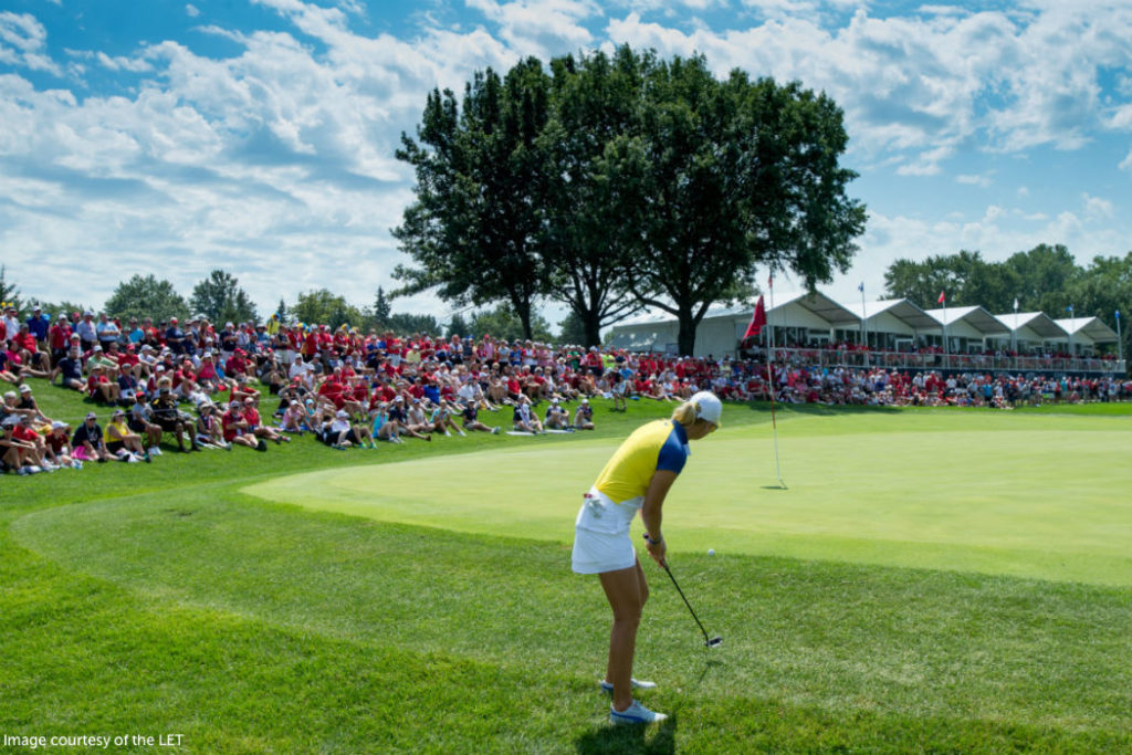 Solheim Cup Putting