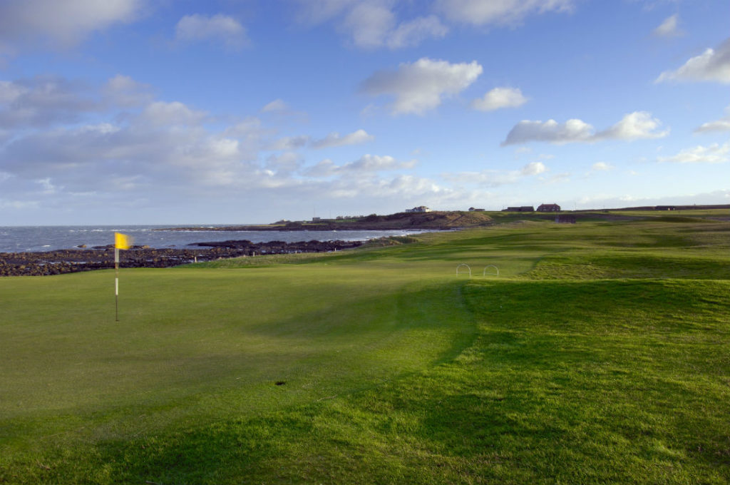 2nd Green Crail