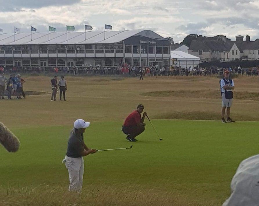 Molinari & Woods Open 2018