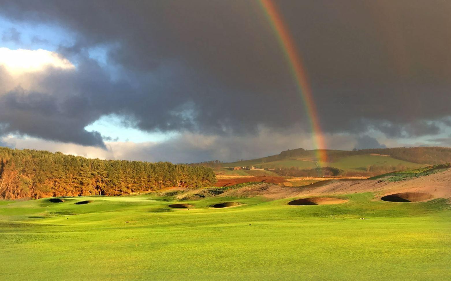 Rainbow bunkers