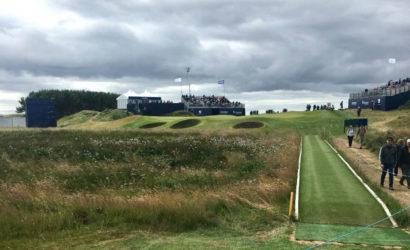 Scottish Open 11th hole