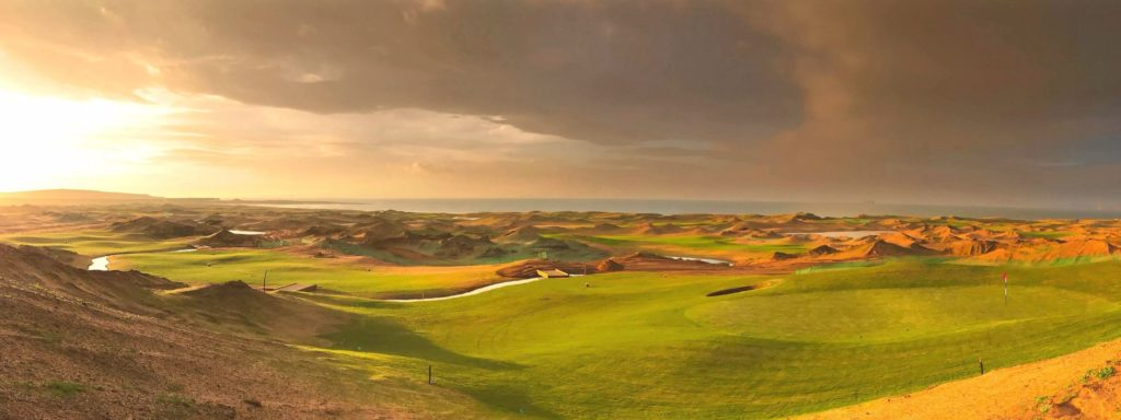 Panoramic Dumbarnie Links