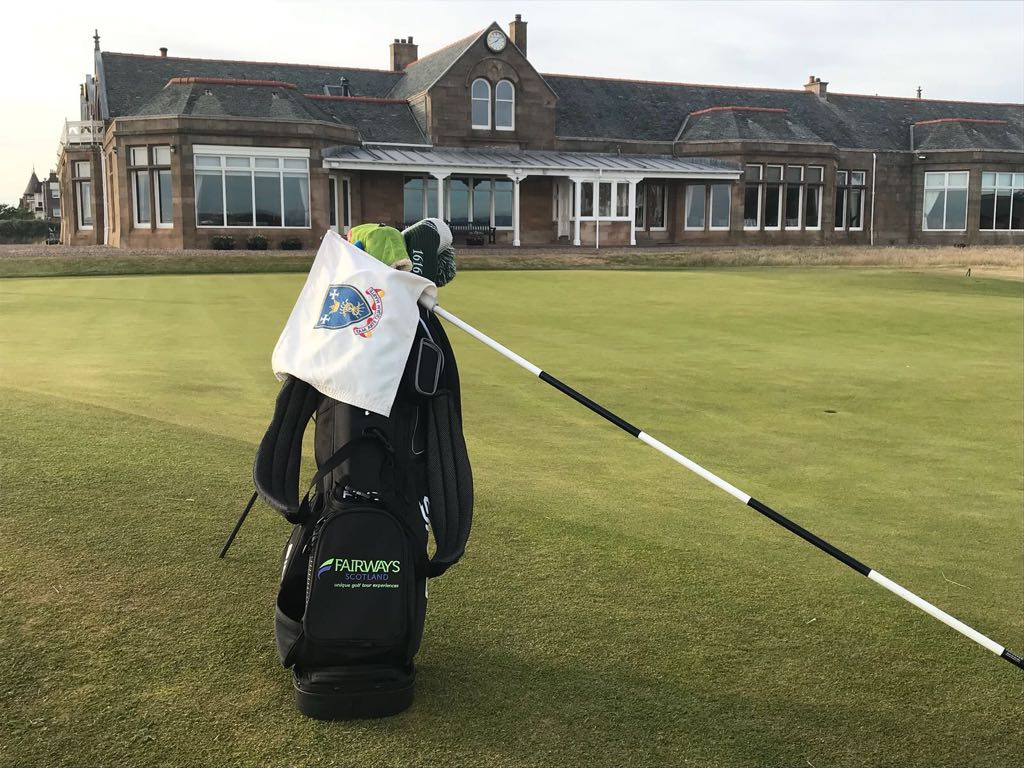 Peter's Clubs at Royal Troon Golf Club