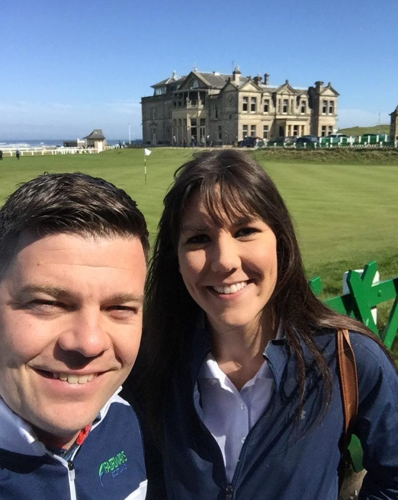 Fairways Team The Old Course