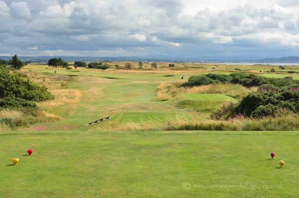 Hole 3 - Portland Course