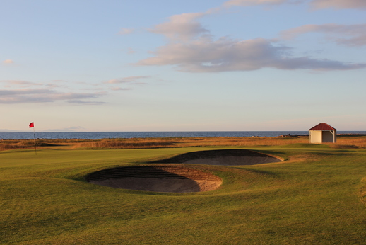 Nairn Golf Club Bunkers