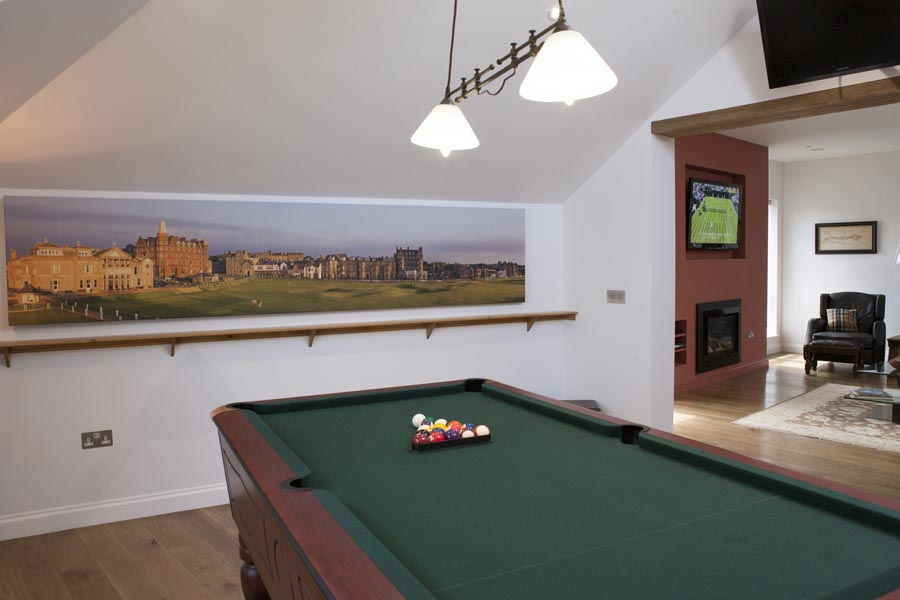 The Golf House St Andrews