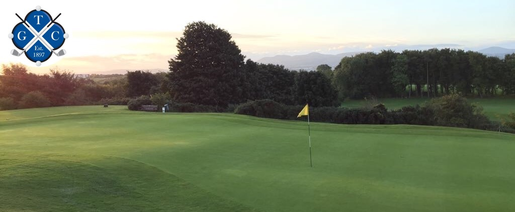 10th green Turnhouse Golf Club