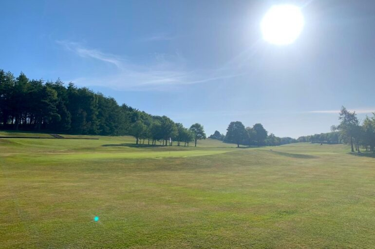 Turnhouse_Golf_Club early morning