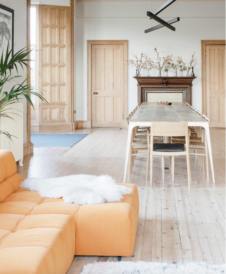 Dun Aluinn Living Area