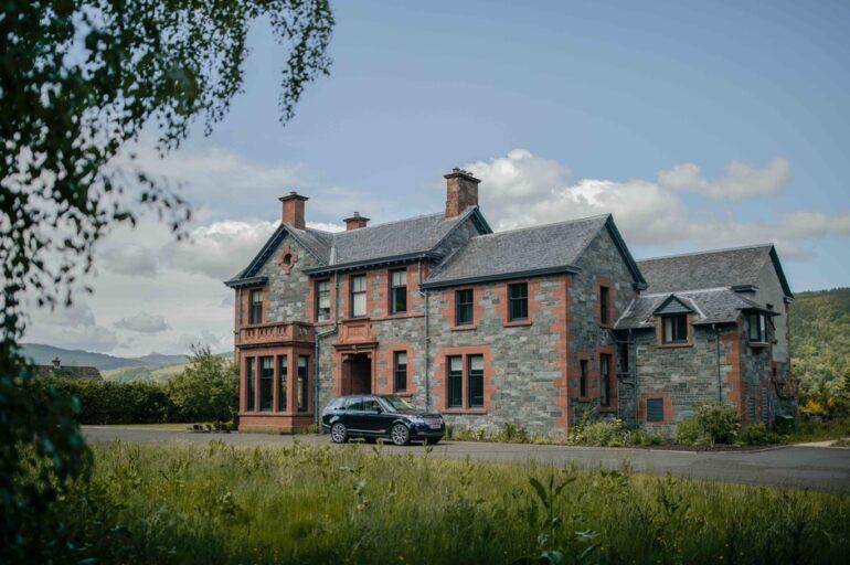 Dun Aluinn House