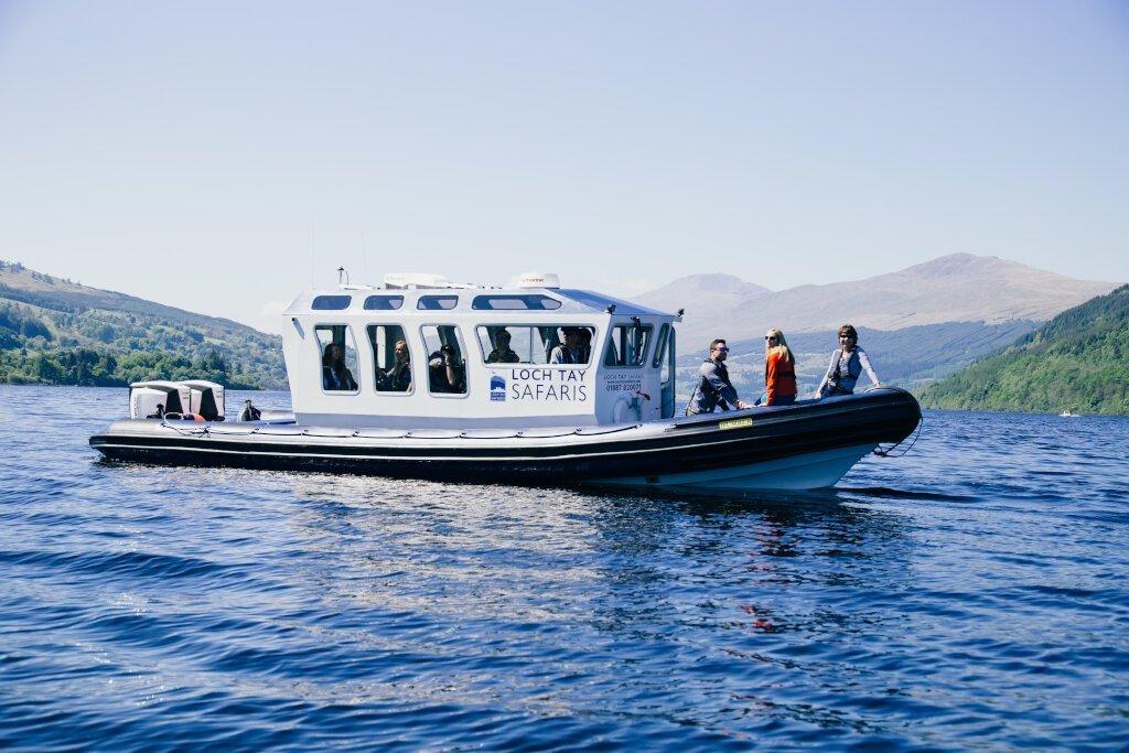 Loch Tay Cruise